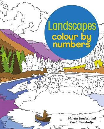 Landscapes colour by numbers, kolektiv