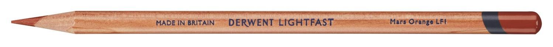 Derwent, 2305748, Lightfast, umělecké pastelky, kusové, 1 ks, Mars Orange