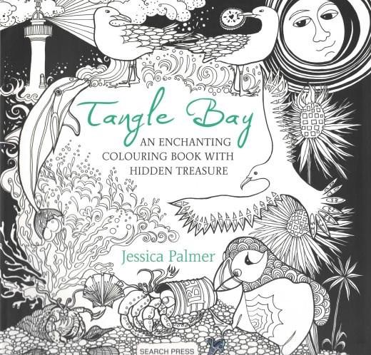 Omalovánka pro dospělé, Tangle Bay