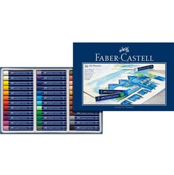 Faber-Castell, 127036, Creative studio, olejový pastel, 36 ks