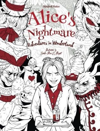Alice's Nightmare, Julia Rivers