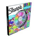 Sharpie, 2016852, umělecké fixy z USA, limitovaná edice, 28 ks