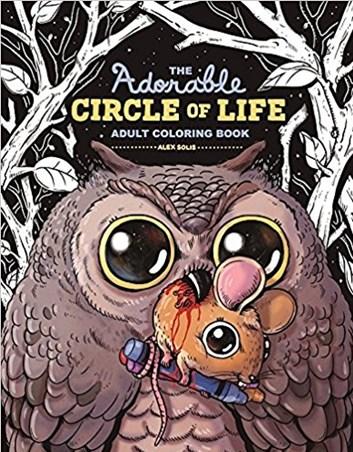 Circle of life, Alex Solis