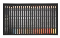 Caran d'Ache, 3510.376, Museum Aquarelle Pencils Marina, umělecké akvarelové pastelky, 76 + 2 ks
