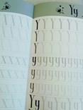 Ditipo, 7195002, krasopísanky, tiskací písmena, 1 ks