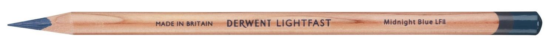 Derwent, 2305724, Lightfast, umělecké pastelky, kusové, 1 ks, Midnight Blue