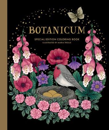 Botanicum AJ, Maria Trolle