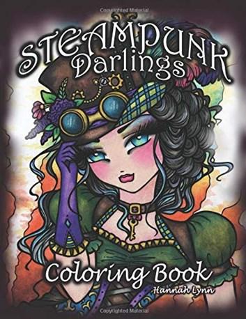 Steampunk Darlings, Hannah Lynn