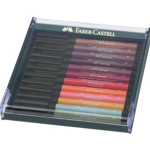 Popisovač PITT artist pen, Faber Castell