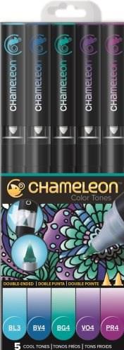 CHAMELEON Color Tones, 5 Pen set