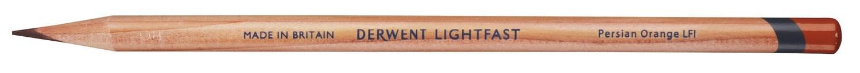 Derwent, 2305746, Lightfast, umělecké pastelky, kusové, 1 ks, Persian Orange