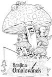 Omalovánky pro dospělé, doodle, Doodle invasion