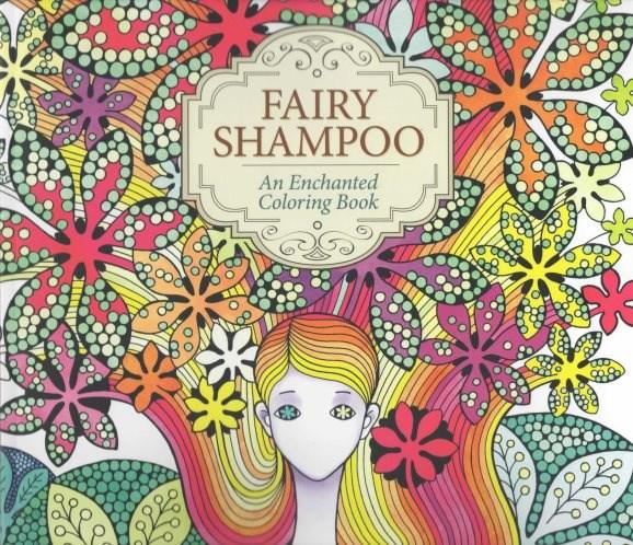 Omalovánka pro dospělé, Fairy Shampoo