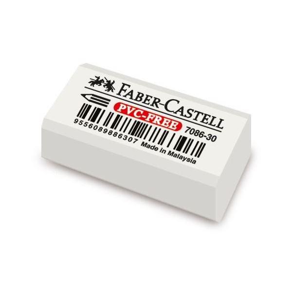 Faber-Castell, 188730, stěrací pryž thermoplastická, 1 ks