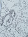 Fairy Tales, Princesses and Fables Coloring Book,  Selina Fenech