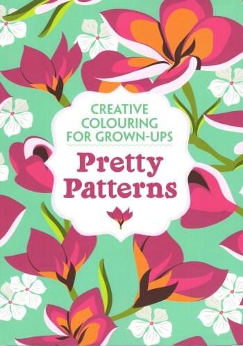 Omalovánka pro dospělé, Pretty Patterns