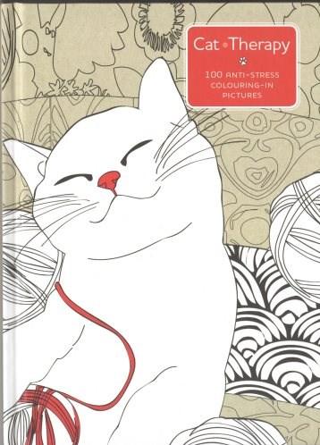 Omalovánka pro dospělé, Cat Therapy