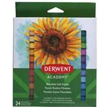 Derwent, 98216, Academy, suchý pastel, 24 ks