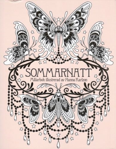 Omalovánka pro dospělé, Sommarnatt