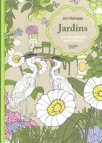 Omalovánka pro dospělé, Jardins