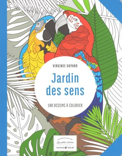 Omalovánka pro dospělé, Jardin des sens