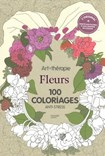 Omalovánka pro dospělé, Fleurs