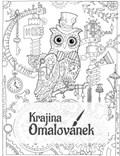 Omalovánka pro dospělé, Creative Owls