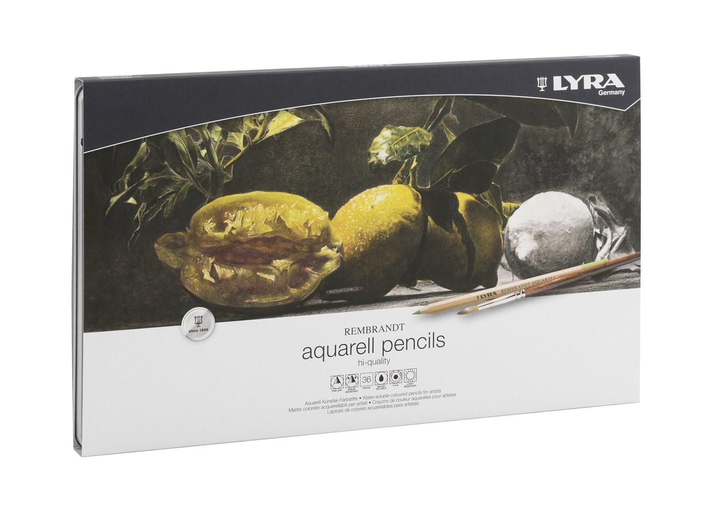 Lyra Rembrandt Aquarell, 36 kusů