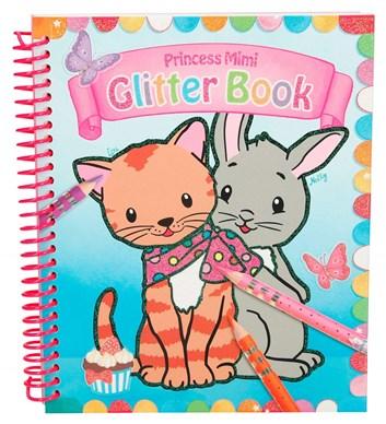 Glitter book, My style princess