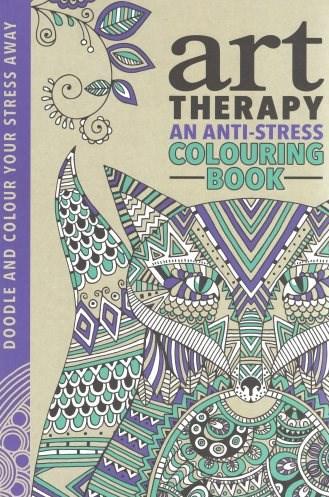 Omalovánka pro dospělé, Art Therapy