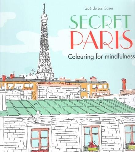 Omalovánka pro dospělé, Secret Paris
