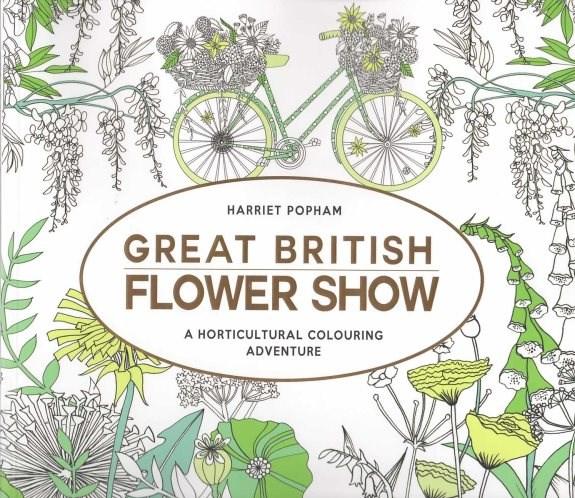 Omalovánka pro dospělé, Great British Flower Show