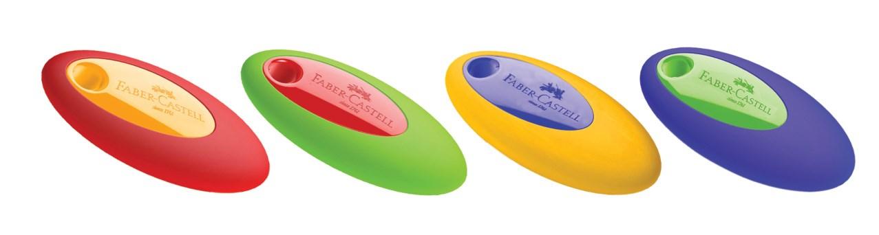 Sterací pryž Oval PVC-FREE, Faber-Castell