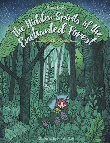 The Hidden Spirits of the Enchanted Forest, Okami