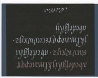 Faber-Castell, 167501, PITT artist pen C White, kaligrafický popisovač, bílá, 1 ks