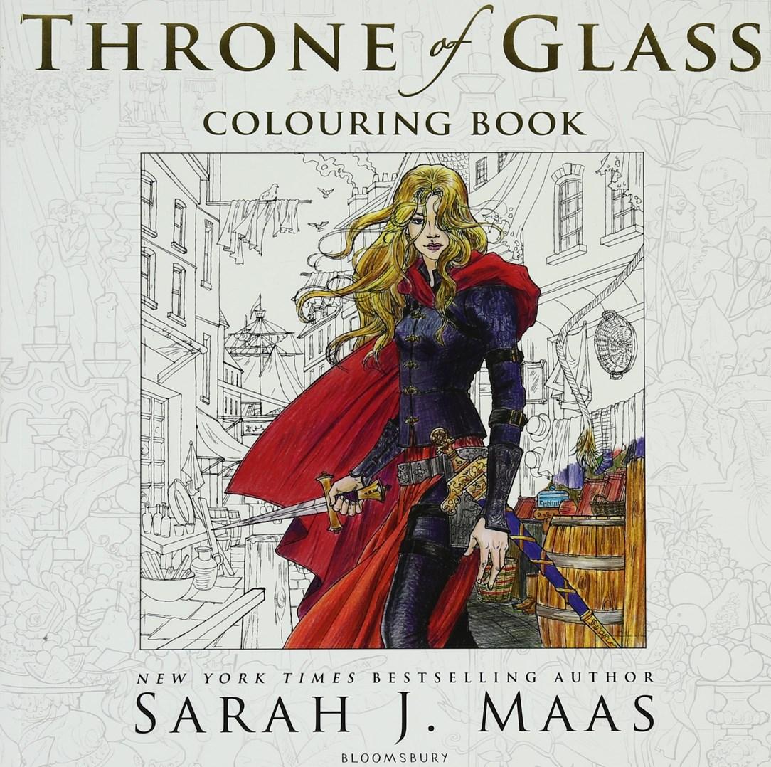 The Throne of Glass, Sarah J. Maas