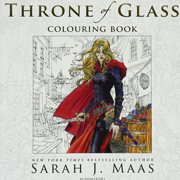 The Throne of Glass, Sarah J. Maas