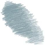 Derwent, 2302709, Lightfast, umělecké pastelky, kusové, 1 ks, Cloud Grey