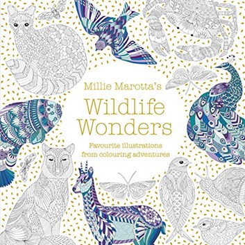 Millie Marotta's Wildlife Wonders, Millie Marotta