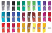 Royal Talens, 11509005, Ecoline brushpen set, sada štětečkových akvarelových popisovačů, 30 ks
