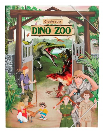 Create your, Dino ZOO