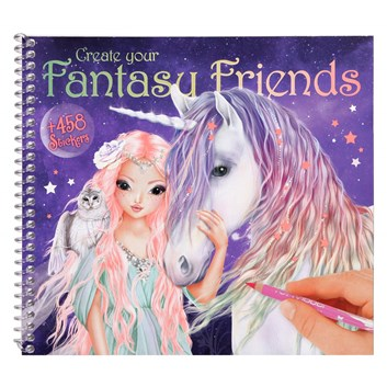 Create your, Fantasy friends