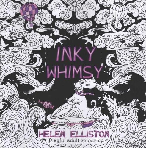 Omalovánka pro dospělé, Inky Whimsy