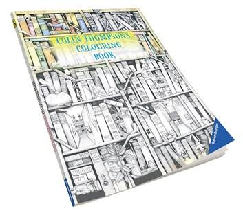 Colouring book, Colin Thompson