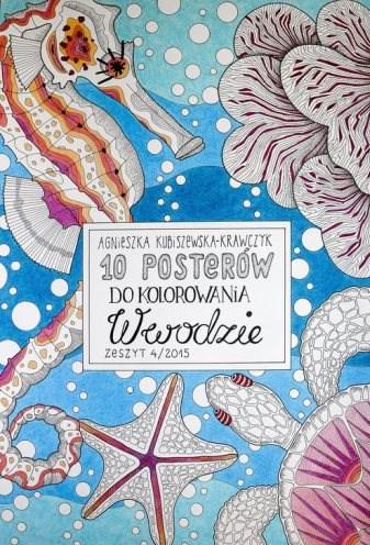 Plakáty A3 moře, Kubiszewska-Krawczyk Agnieszka