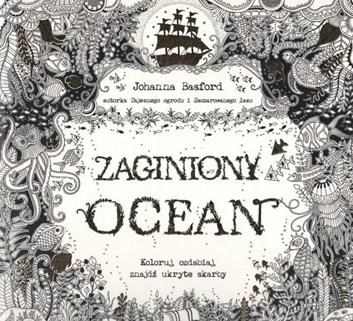 Zaginiony ocean - Ztracený oceán, Johanna Basford
