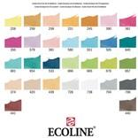 Royal Talens, 11509006, Ecoline brushpen set, sada štětečkových akvarelových popisovačů, 30 ks, dodatková sada