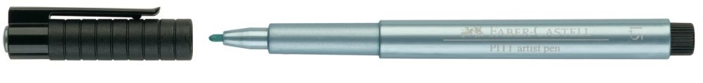 Značkovač Pitt Artist pen metallic