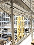 Rámové lešení  121,7 m² - podlážky nové