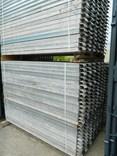 Stavební lešení 661,5 m² - podlážky nové